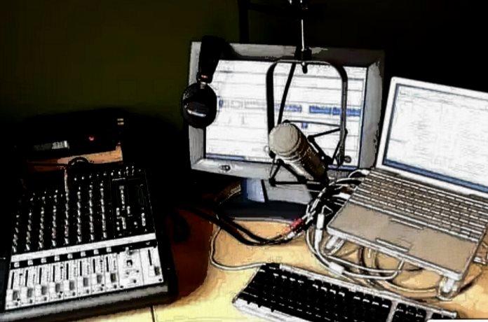 studio radiofonico RAI